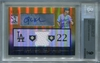 Clayton Kershaw BGS Certified Authentic Autograph - 2010 Topps Tribute Relics Gold
