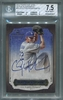 Clayton Kershaw BGS Certified Authentic Autograph - 2012 Topps Five Star #121/150