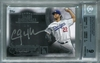 Clayton Kershaw BGS Certified Authentic Autograph - 2016 Topps Five Star Silver