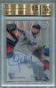 Clayton Kershaw BGS Certified Authentic Autograph - 2015 Topps High Tek