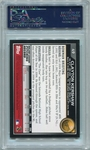 Clayton Kershaw PSA/DNA Certified Authentic Autograph - 2010 Bowman