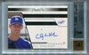 Clayton Kershaw Rookie BGS Certified Authentic Autograph - 2006 Tristar Prospects Plus