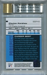 Clayton Kershaw Rookie BGS Certified Authentic Autograph - 2007 Bowman's Best Prospects