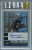 Darren McFadden Rookie BGS Certified Authentic Autograph - 2008 Finest Autographs Blue XFractors