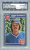 Dennis Eckersley PSA/DNA Certified Authentic Autograph - 1985 Fleer