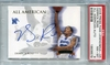 Derrick Rose Rookie PSA/DNA Certified Authentic Autograph - 2008 Press Pass Legends