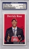 Derrick Rose Rookie PSA/DNA Certified Authentic Autograph - 2008 Topps