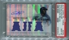 Dexter Fowler PSA/DNA Certified Authentic Autograph - 2015 Topps Triple Threads