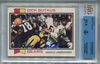 Dick Butkus BGS/JSA Certified Authentic Autograph - 1973 Topps