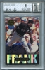 Frank Thomas BGS/JSA Certified Authentic Autograph - 1993 Leaf
