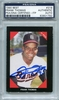 Frank Thomas PSA/DNA Certified Authentic Autograph - 1990 Best