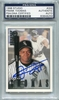 Frank Thomas PSA/DNA Certified Authentic Autograph - 1998 Studio