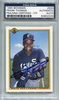 Frank Thomas Rookie PSA/DNA Certified Authentic Autograph - 1990 Bowman