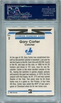 Gary Carter PSA/DNA Certified Authentic Autograph - 1982 Donruss DK