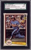 Gary Carter SGC Certified Authentic Autograph - 1982 Donruss