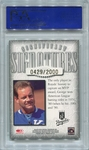 George Brett PSA/DNA Certified Authentic Autograph - 1998 Donruss Signature