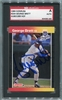 George Brett SGC Certified Authentic Autograph - 1989 Donruss #204