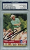 Greg Norman PSA/DNA Certified Authentic Autograph - 1992 Pro Set