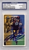 Hines Ward PSA/DNA Certified Authentic Autograph - 1999 UD MVP #147