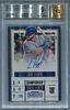Ian Happ BGS Certified Authentic Autograph - 2017 Panini Contenders Championship Ticket