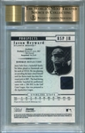 Jason Heyward Rookie BGS Certified Authentic Autograph - 2007 Bowman Sterling Prospects