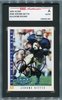 Jerome Bettis Rookie SGC Certified Authentic Autograph - 1993 Score