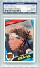 Jim McMahon PSA/DNA Certified Authentic Autograph - 1984 Topps