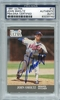 John Smoltz PSA/DNA Certified Authentic Autograph - 1991 Fleer Ultra