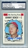 Johnny Bench PSA/DNA Certified Authentic Autograph - 1970 Topps #464