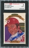 Johnny Bench SGC Certified Authentic Autograph - 1983 Donruss DK
