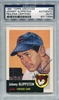 Johnny Klippstein PSA/DNA Certified Authentic Autograph - 1991 Topps Archives