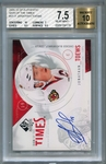 Jonathan Toews BGS Certified Authentic Autograph - 2009 SP Authentic