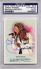 Jordin Sparks PSA/DNA Certified Authentic Autograph - 2010 Allen & Ginter