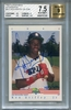 Ken Griffey Jr. BGS Certified Authentic Autograph - 1992 Classic Best Autographs