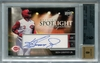 Ken Griffey Jr. BGS Certified Authentic Autograph - 2006 Upper Deck Ovation Spotlight