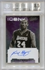 Kobe Bryant BGS Certified Authentic Autograph - 2012 Panini Absolute #24