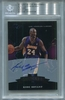 Kobe Bryant BGS Certified Authentic Autograph - 2014 Leaf Best of Basketball