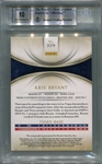 Kris Bryant BGS Certified Authentic Autograph - 2014 Immaculate Collection