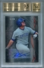 Kyle Schwarber BGS Certified Authentic Autograph - 2014 Bowman Sterling