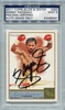 Manny Pacquiao PSA/DNA Certified Authentic Autograph - 2011 Topps Allen & Ginter
