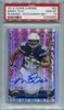 Manti Te'o Rookie PSA/DNA Certified Authentic Autograph - 2013 Topps Chrome Refractor - PSA 10