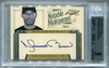 Mariano Rivera BGS Certified Authentic Autograph - 2012 Prime Cuts Notable Nicknames