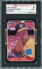 Mark McGwire SGC Certified Authentic Autograph - 1987 Donruss