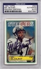 Mel Blount PSA/DNA Certified Authentic Autograph - 1983 Topps