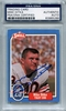 Mike Ditka PSA/DNA Certified Authentic Autograph - 1988 Swell Greats #142