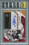 Patrick Kane BGS Certified Authentic Autograph - 2008 SP Game Used Edition