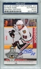 Patrick Kane PSA/DNA Certified Authentic Autograph - 2013 UD Stanley Cup Champs