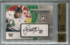 Patrick Kane Rookie BGS Certified Authentic Autograph - 2007 In The Game Heroes And Prospects