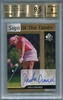 Paula Creamer BGS Certified Authentic Autograph - 2012 SP Authentic