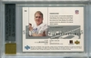 Peyton Manning BGS Certified Autograph - 2001 Upper Deck SP Authentic SOT